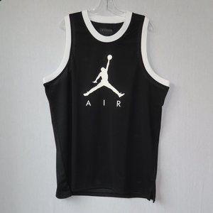 Nike Men's Jordan Jumpman Mesh Jersey tank top